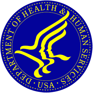US Department of Health & Human Services seal